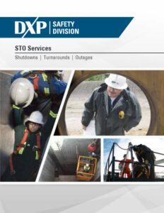 DXP Safety STO Brochure
