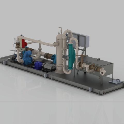 LACT Unit Manufacturers - Lease Automatic Custody Transfer Skids