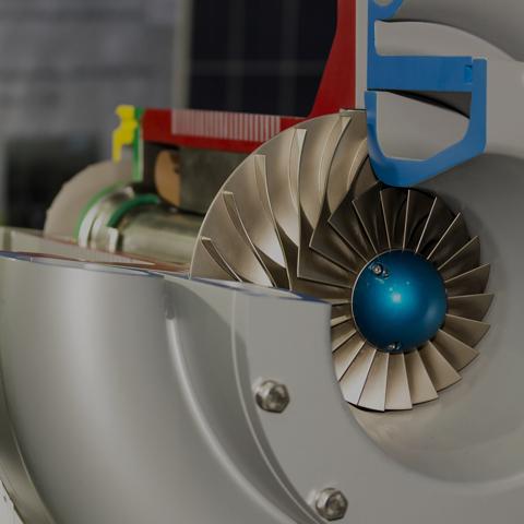 Turbo Compressors