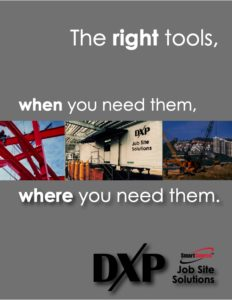 DXP Job Site Solutions Brochure