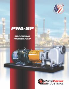 PumpWorks Industrial PWA-SP Brochure