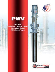 PumpWorks 610 PWV Brochure