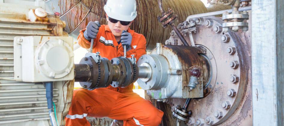 pump vibration monitoring