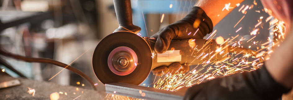 types of abrasives used in grinding wheels