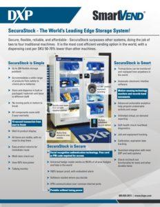 DXP SecuraStock Flyer