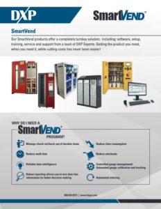 DXP SmartVend Flyer