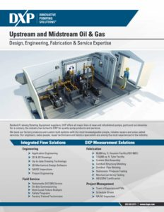 DXP Upstream & Midstream Flyer