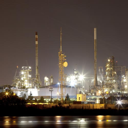 Oil & Gas, Petrochemical and Chemical Industries