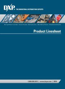 DXP Linesheet