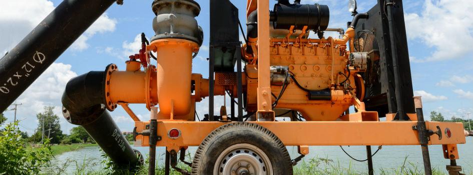 pump abrasion repair