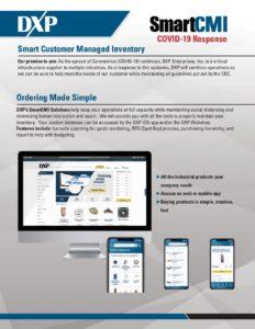 DXP SmartVMI COVID Response