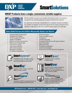 DXP SmartSolutions Flyer