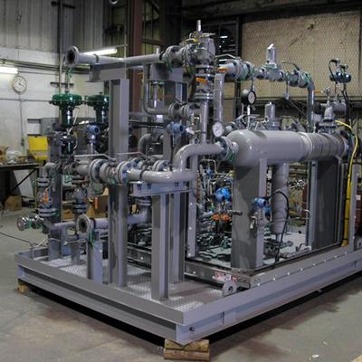Engineered Fluid Systems