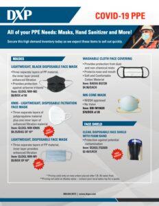 DXP PPE Flyer