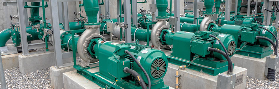 centrifugal pump types examples at power plant