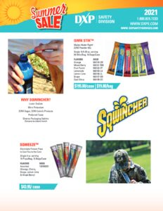 Summer Seasonal Brochure